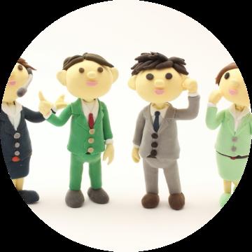 業務提携パートナーとのマルチな業務対応