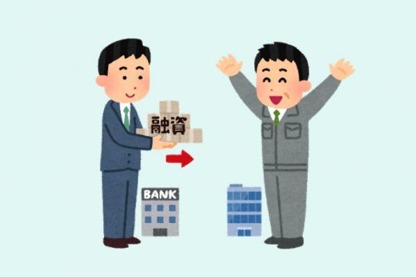 銀行融資(開業資金融資)サポート